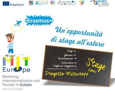 Bando Erasmus MitEurope